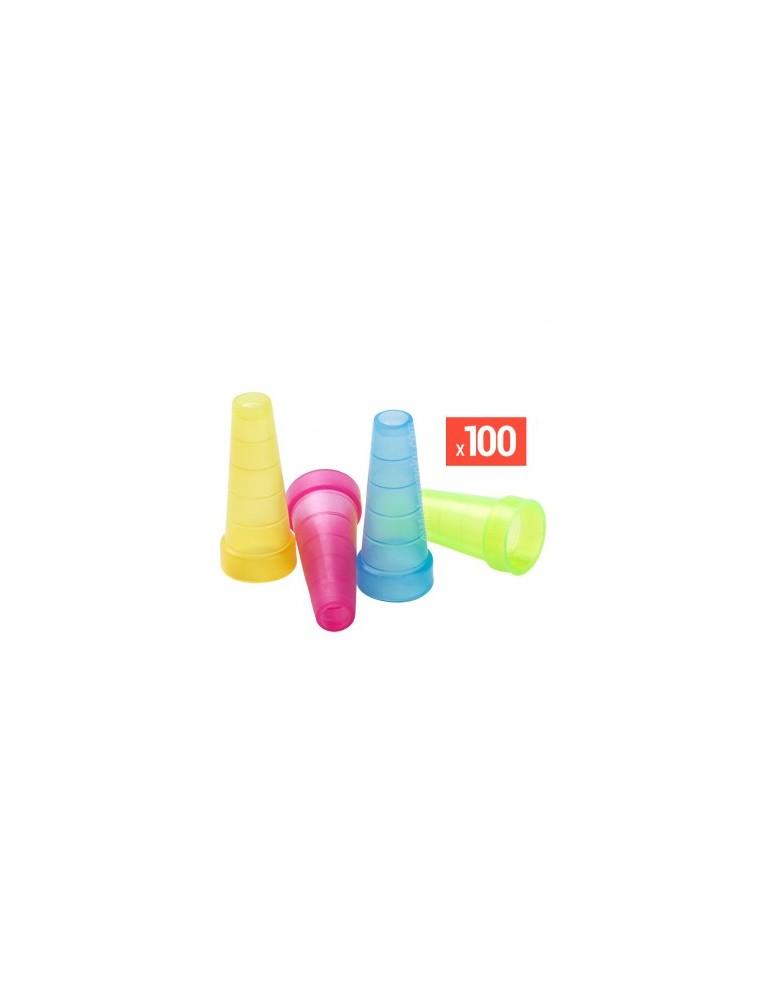 Embout Hygiénique XL - Sachet de 100 pièces